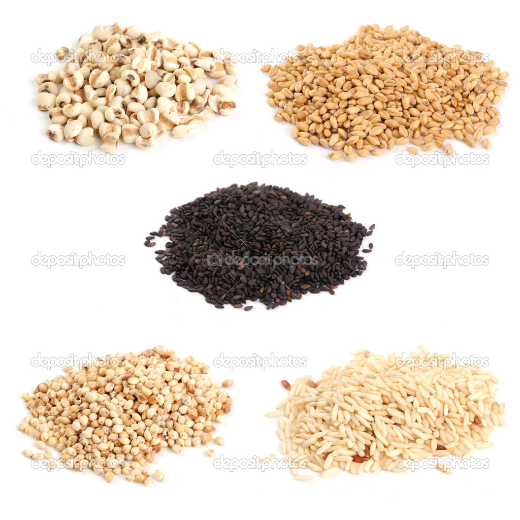 Cereal grain — Stock Photo #11024205