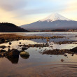 Mt. Fuji — Stock Photo #11261926