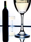 Wine glass — Stock Photo
