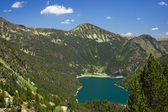 Lake Oredon in French Pyrenees — Stock Photo