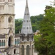 View of Lourdes — Stock fotografie
