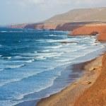 Legzira beach — Stock Photo #11782632