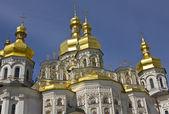 Kiev, Ukraine, Kievo-Pecherskaya lavra monastery — Stock Photo
