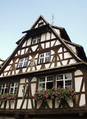 Germany, typical house — Stock Photo