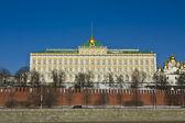 Moskva, kremlin palace — Stockfoto