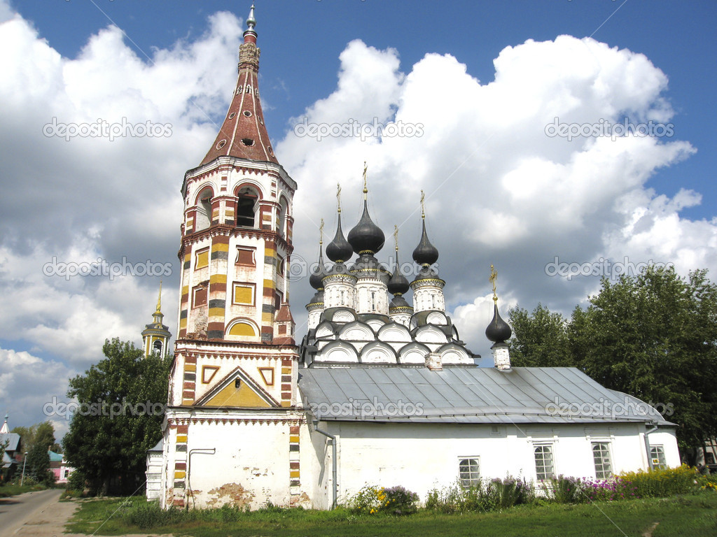 Input-Jerusalem church (Suzdal) by Ferrabra on DeviantArt