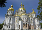 Kiev, oekraïne, kievo-печерська lavra klooster — Stockfoto