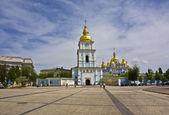 Kiev, Ukraine, Mihaylovskiy monastery — Stock Photo