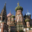 St. Basil's (Pokrovskiy) cathedral — Stock Photo #11132901