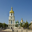 Kiev, Sofiyskiy (St. Sofiya) cathedral — Stock Photo #11812219