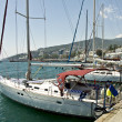 Stock Photo: Yalta, yachts
