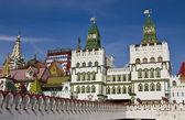 Moscow, vernisage Izmaylovo — Stock Photo