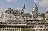 Moscow, fountains — Stock Photo