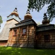Very old wooden church — Stock Photo #12126679
