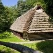 Traditional wooden house — Stockfoto