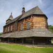 Very old wooden church — Stock Photo #12126772