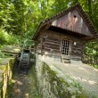 Stockfoto: Old traditional water-mill