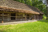Traditional wooden house — Stock Photo