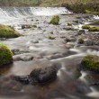 Freshwater river in Edinburgh - Scotland — Stock Photo