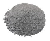 Pile Gunpowder (black powder) Isolated on white background — Stock Photo