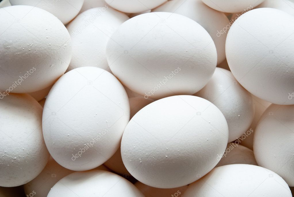 A lot of eggs as a background — Stock Photo #11144920