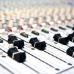 Music mixer — Stock Photo #11962635