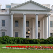 The White House in Washington DC, USA — Foto Stock