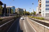 Barcelona Street — Stock Photo