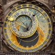 Astronomical clock — Stockfoto #11657027