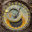 Astronomical clock — Stock fotografie #11657027