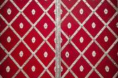 Red door — Stock fotografie