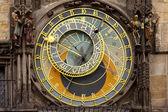 Astronomical clock — Stock fotografie