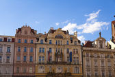 Buildings in Prague — Stock Photo