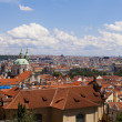 Royalty-Free Stock Photo: Panoramic view of Prague
