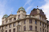 Buildings in Prague — Stock fotografie