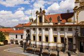 View of Prague, Loreta — Stock Photo