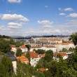 Panoramic view of Prague — Stock Photo #11818576