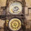 Astronomical clock — Stock Photo #11866238