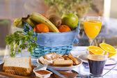 Desayuno europeo — Foto de Stock