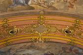 Ceiling paintings — Stock fotografie