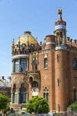 Hospital de la Santa Creu i de Sant Pau — Stock Photo