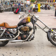 Royalty-Free Stock Photo: BARCELONA HARLEY DAYS 2012