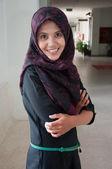 Asian tajski muzułmańskich kobiet atrakcyjne — Zdjęcie stockowe