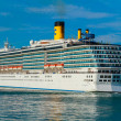 Cruiser Costa Mediterranea - Photo