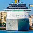 Stock Photo: Cruiser Costa Mediterranea