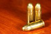 Conjunto de balas — Foto Stock