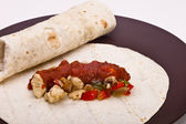 Burritos de — Foto de Stock