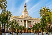City hall of Cadiz, Spain — Stock Photo