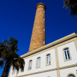 Lighthouse of Chipiona, Cadiz — Stock Photo
