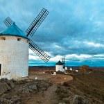 Windmills — Stock Photo #12294105